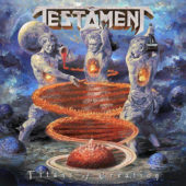 Testament - Titans Of Creation - CD-Cover
