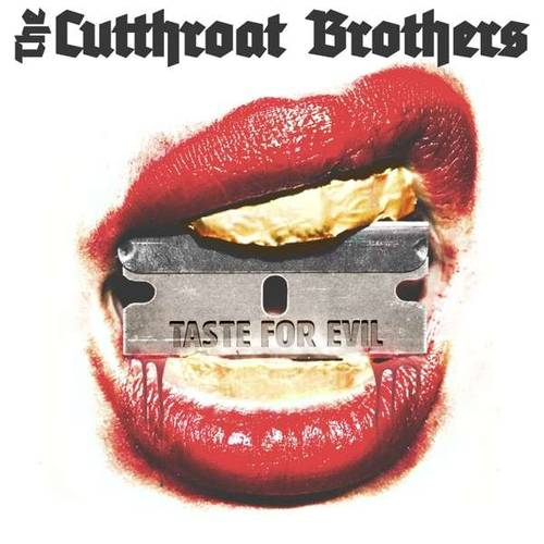 The Cutthroat Brothers - Taste For Evil - Cover