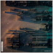 Ultima Radio - Dusk City - CD-Cover