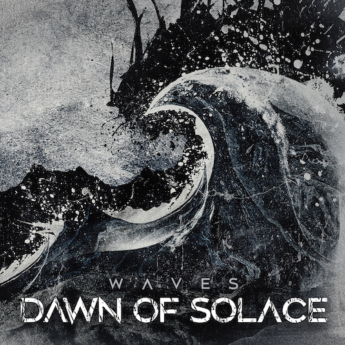 Dawn Of Solace - Waves - Cover