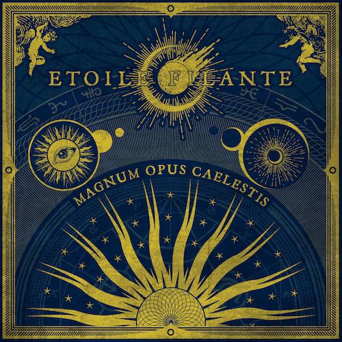 Étoile Filante - Magnum Opus Caelestis - Cover