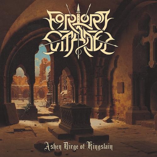 Forlorn Citadel - Ashen Dirge Of Kingslain - Cover