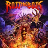 Ross The Boss - Born Of Fire - CD-Cover