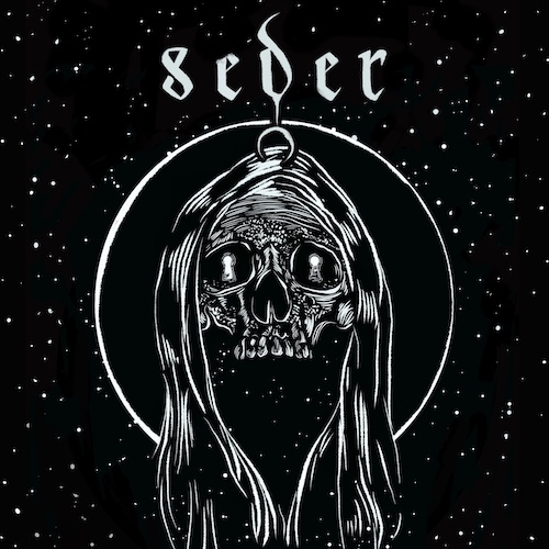 Seder - Sunbled (Re-Release) - Cover