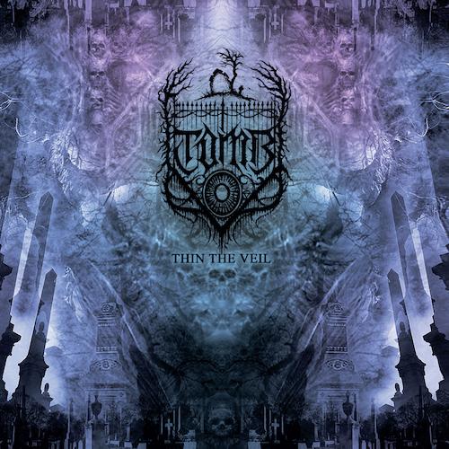 T.O.M.B. - Thin The Veil - Cover