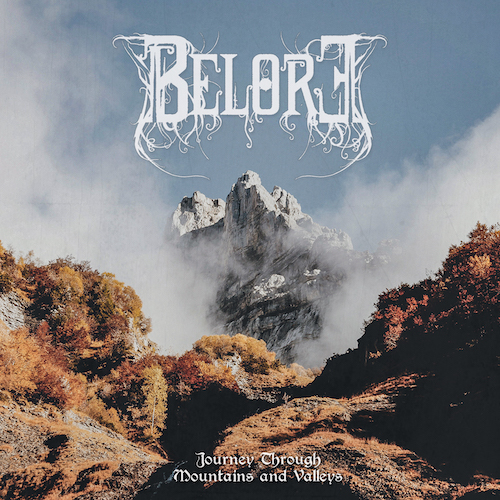 Belore - Journey Through Mountains And Valleys - Cover