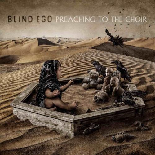 Blind Ego - Preaching To The Choir - Cover