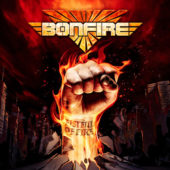 Bonfire - Fistful Of Fire - CD-Cover
