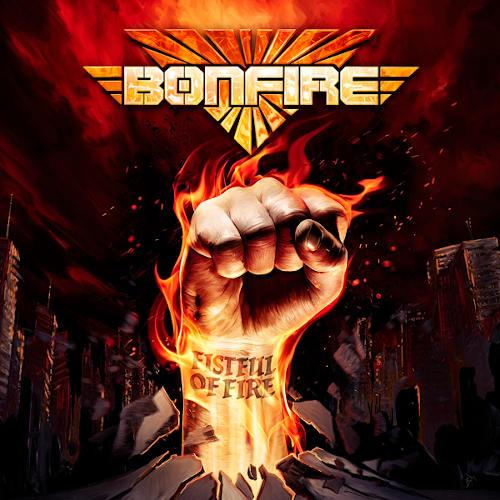 Bonfire - Fistful Of Fire - Cover