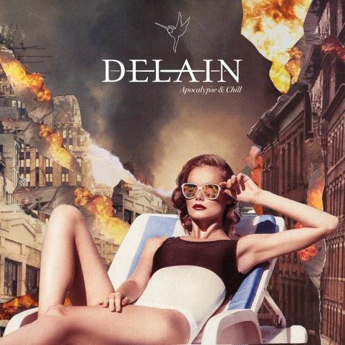 Delain - Apocalypse & Chill - Cover