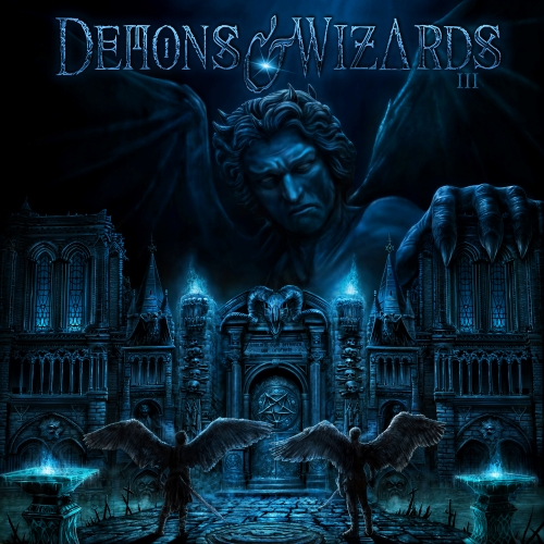 Demons & Wizards - III - Cover