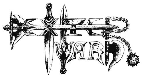 Das Logo der Band Dexter Ward