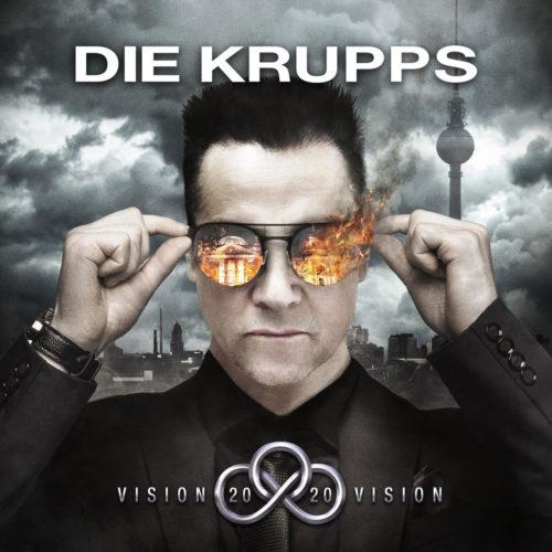 Die Krupps - Vision 2020 Vision - Cover