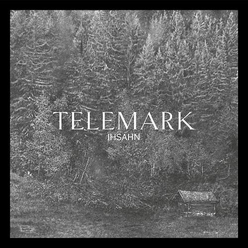 Ihsahn - Telemark (EP) - Cover