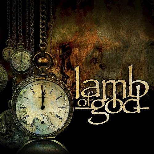 Lamb Of God - Lamb Of God - Cover