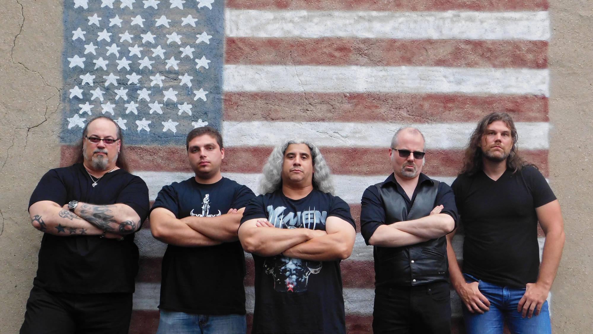 Ein Foto der Band Lost Legacy