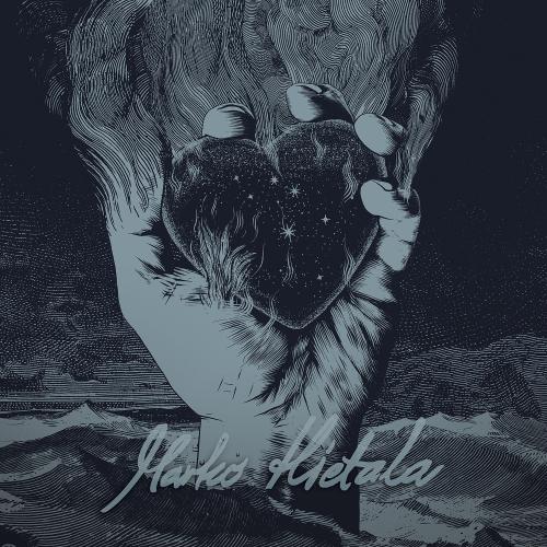 Marko Hietala - Pyre Of The Black Heart - Cover