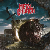 Metal Church - From The Vault - CD-Cover
