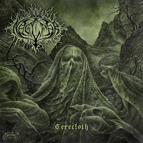 Naglfar - Cerecloth - Cover