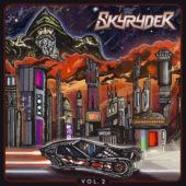 Skyryder - Vol.2 (EP) - CD-Cover