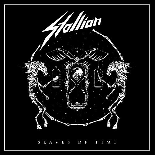 Stallion - Slaves Of Time - Cover