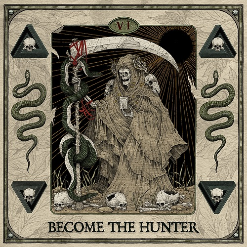 Suicide Silence - Become The Hunter - Cover