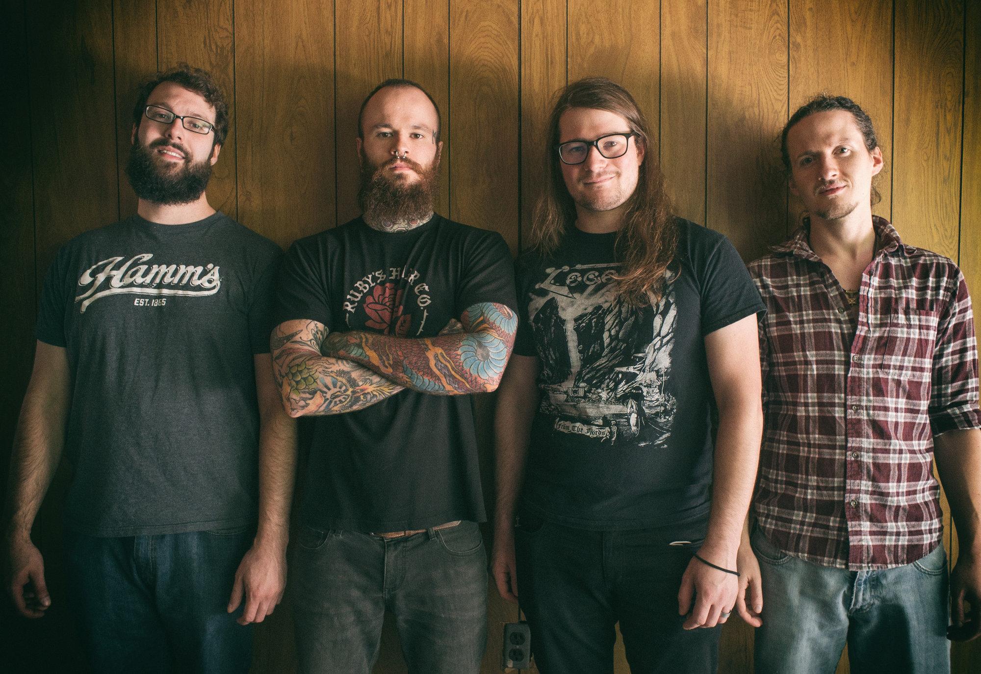 Ein Foto der Band Throne Of Iron