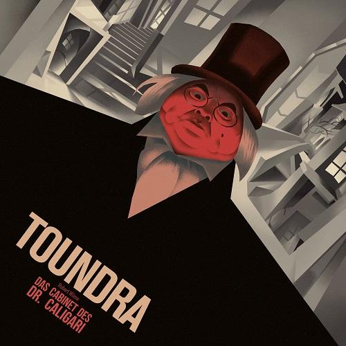 Toundra - Das Cabinet des Dr. Caligari - Cover
