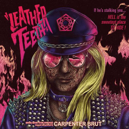 Carpenter Brut - Leather Teeth - Cover
