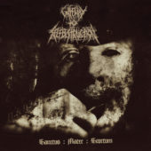 Gateway To Selfdestruction - Sanctus : Mater : Scortum - CD-Cover
