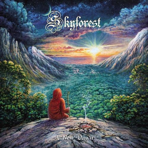 Skyforest - A New Dawn - Cover