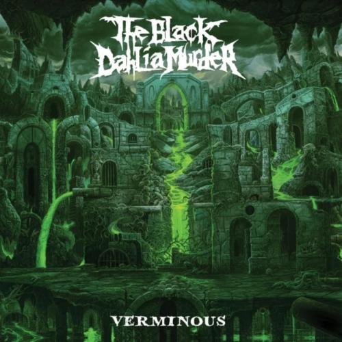 """Das Cover von """"Verminous"""" von The Black Dahlia Murder"""