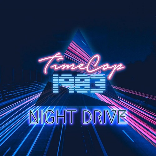 Timecop1983 - Night Drive - Cover