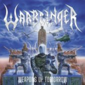 Warbringer - Weapons Of Tomorrow - CD-Cover