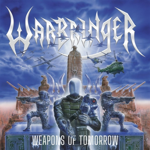 Warbringer - Weapons Of Tomorrow - Cover