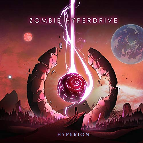 Zombie Hyperdrive - Hyperion - Cover