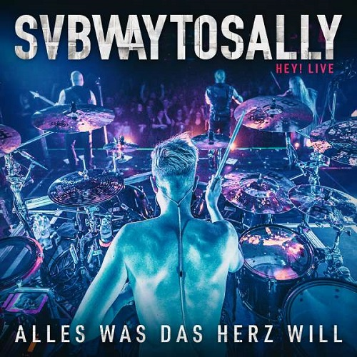Subway To Sally - Alles was das Herz will - Cover