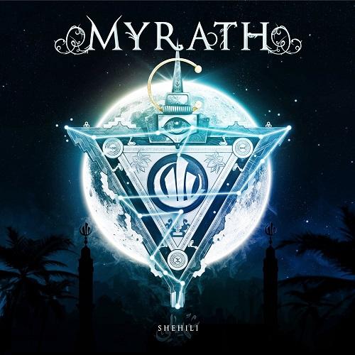 Myrath - Shehili - Cover