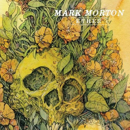 Mark Morton - Ether (EP) - Cover
