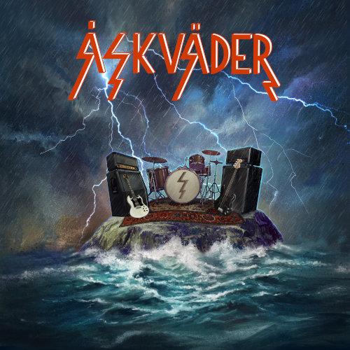 Askväder - Askväder - Cover