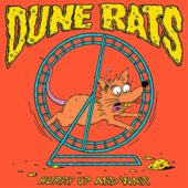 Dune Rats - Hurry Up And Wait - CD-Cover