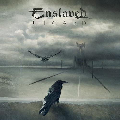 Enslaved - Utgard - Cover