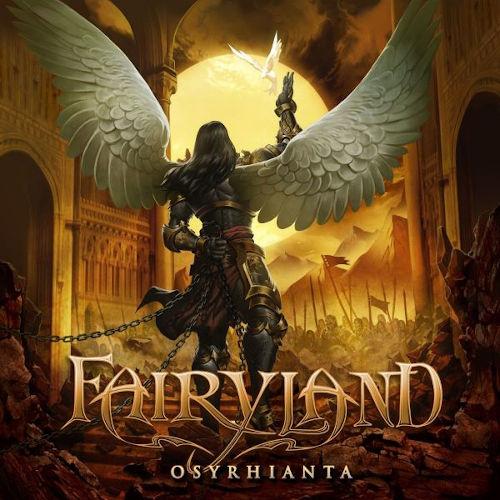 """Das Cover von """"Osyrhianta"""" von Fairyland"""