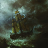 Isenordal - Shores Of Mourning (Re-Release) - CD-Cover