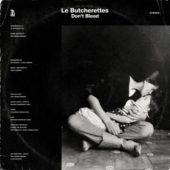 Le Butcherettes - Don't Bleed (EP) - CD-Cover