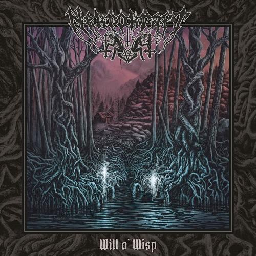Nekrokraft - Will O' Wisp - Cover