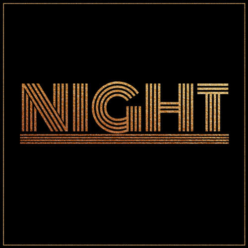 Night - Night (EP) - Cover