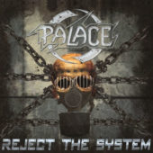 Palace - Reject The System - CD-Cover