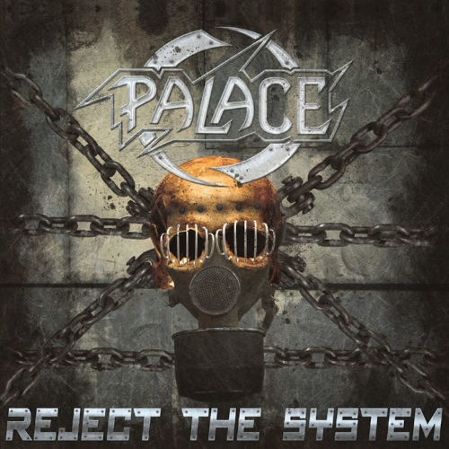Palace - Reject The System - Cover