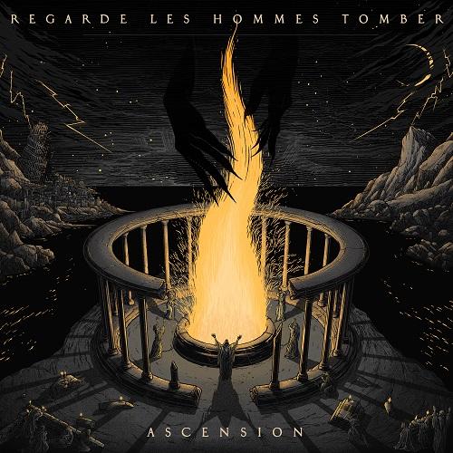 Regarde Les Hommes Tomber - Ascension - Cover